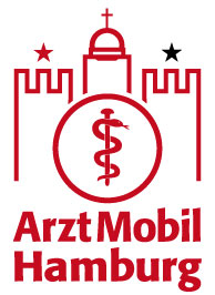 ArztMobil Hamburg Logo